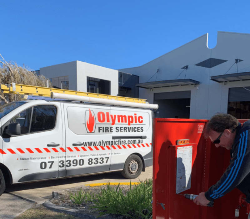 Olympic Fire Services - Fire Safety & Training Brisbane